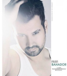 Amir Bahador Indifferent