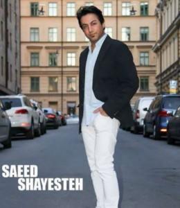 Saeed Shayesteh - Akharin Ghasam