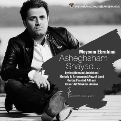 Meysam Ebrahimi - Shayad Asheghesham