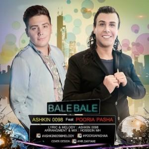 Ashkin 0098 Ft Poria Pasha - Bale Bale
