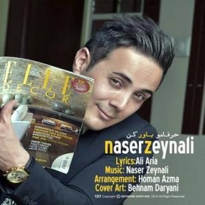 Naser Zeynali - Harfamo Bavar Kon