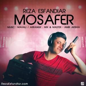 Reza Esfandiar - Mosafer