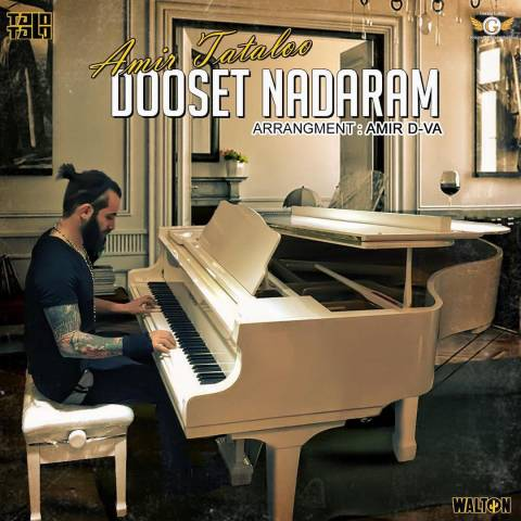 Amir Tataloo - Dooset Nadaram