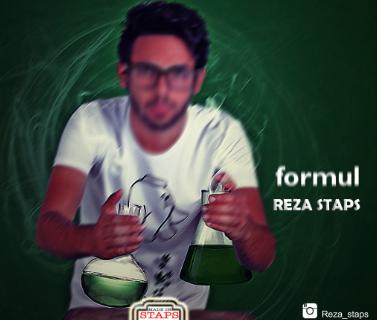 Reza Staps - Formul