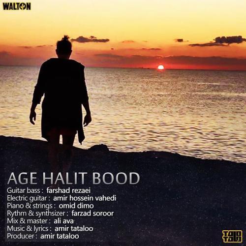 Amir Tataloo - Age Halit Bood