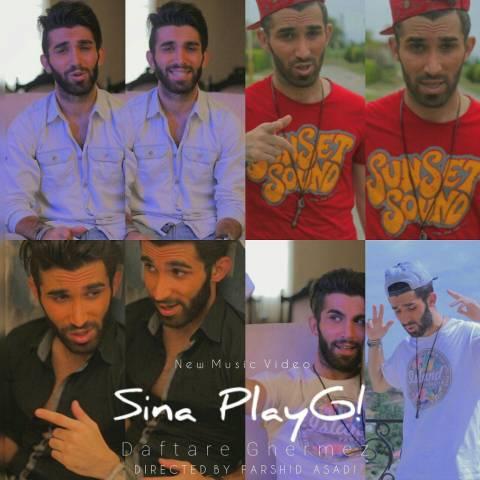 Sina PlayG! - Daftare Ghermez