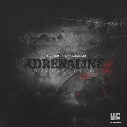 Fazrap Label - Adrenaline