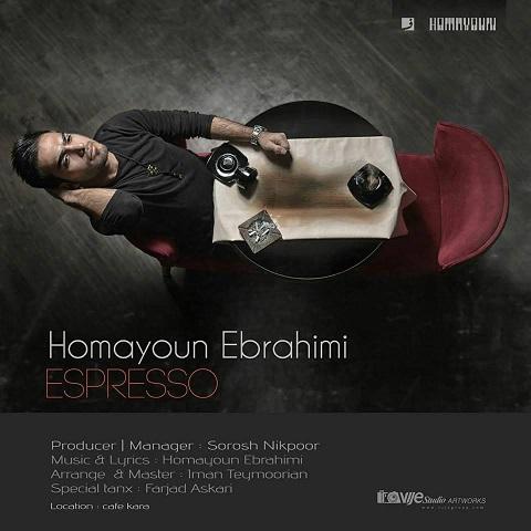 Homayoun Ebrahimi - Espresso