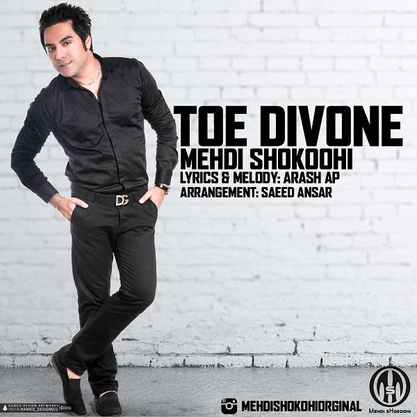 Mehdi Shokoohi - Toe Divone