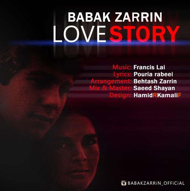 Babak Zarrin - Love Story