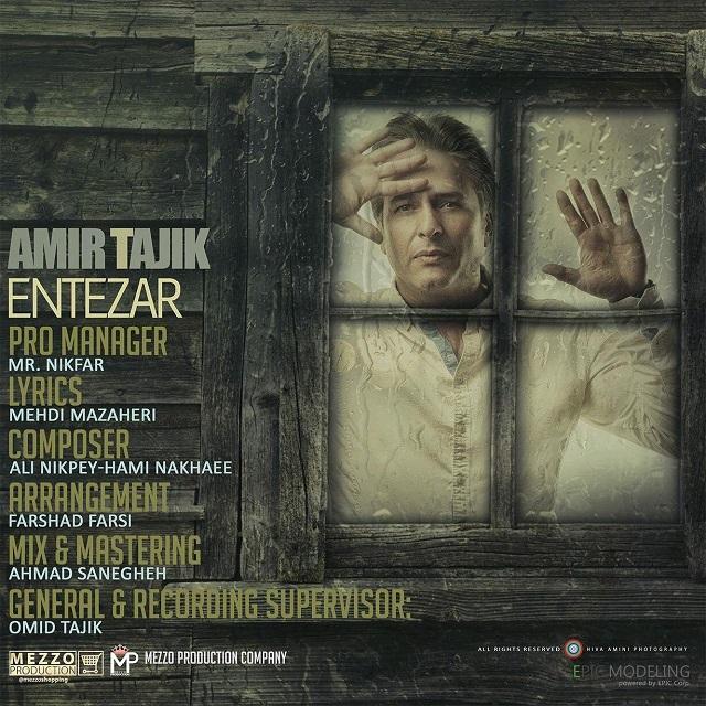 Amir Tajik - Entezar