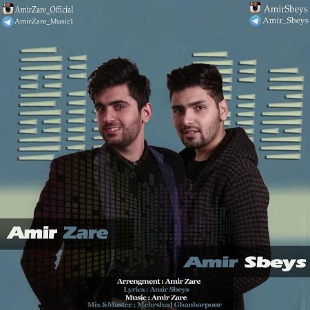 Amir Sbeys & Amir Zare - Bia Bia