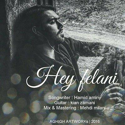 Hamid Aminy - Hei Felani