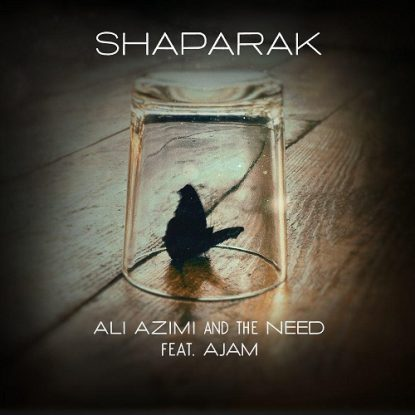 Ali Azimi Ft Ajam - Shaparak