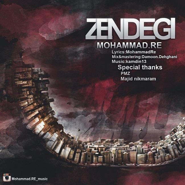 Mohammad.re - Zendegi