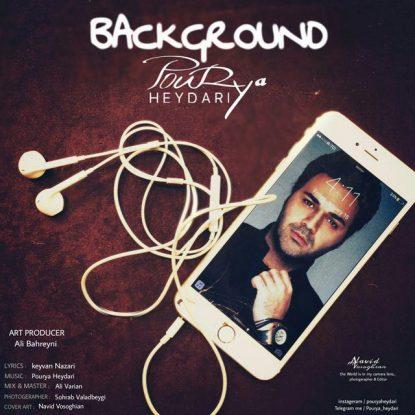 Pourya Heydari - Background