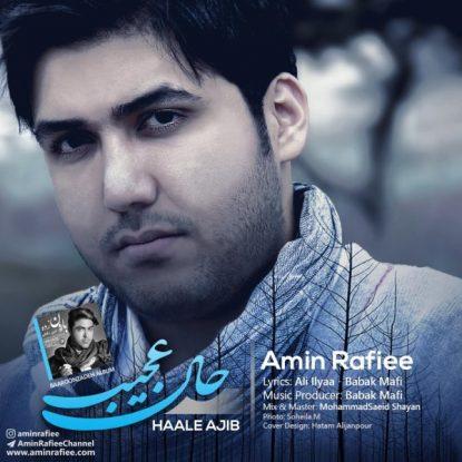 Amin Rafiee - Haale Ajib