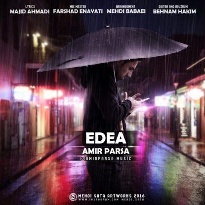Amir Parsa - Edea