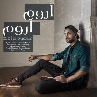 Masoud Moradi - Aroom Aroom