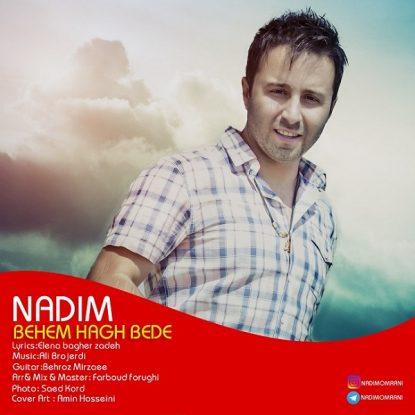 Nadim - Behem Hagh Bede