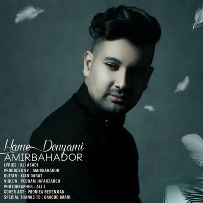 Amir bahador - Hame Donyami