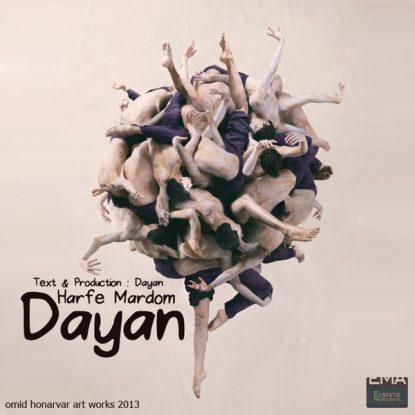Dayan - Harfe Mardom