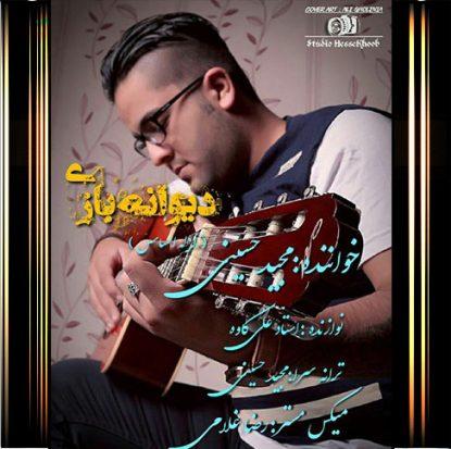 Majid Hoseini - Divane Bazi