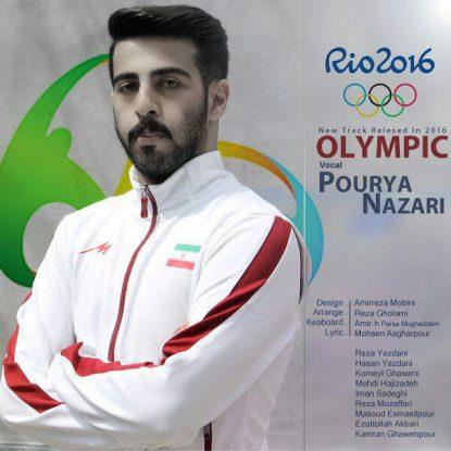 Porya Nazari - Olympic