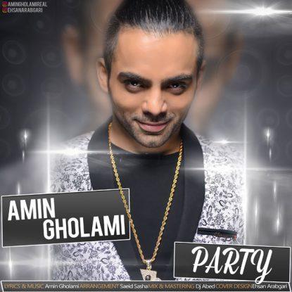 amin-gholami-party
