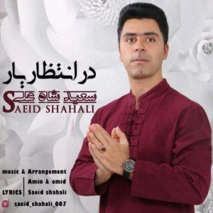 سعید شاه علی در انتظار یار