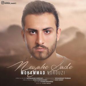 محمد نوروزی نگاه ساده
