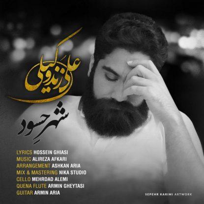 ویدیو علی زند وکیلی شهر حسود