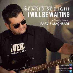 فرید صدیقی من منتظر میمونم