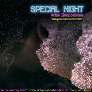 آرین سیاهپوشان Special Night