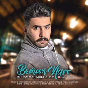 محمد مقدم بمون نرو